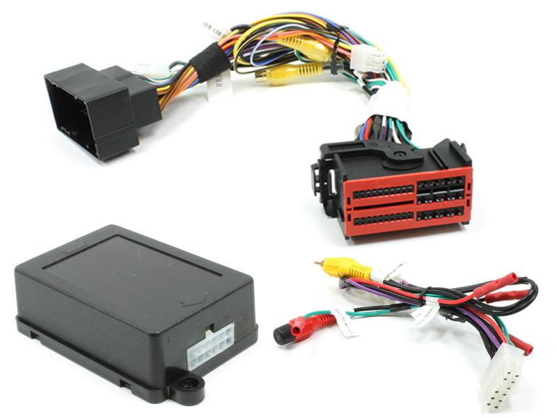 Add A Camera To Your Car\u0027s Original LCD Screen