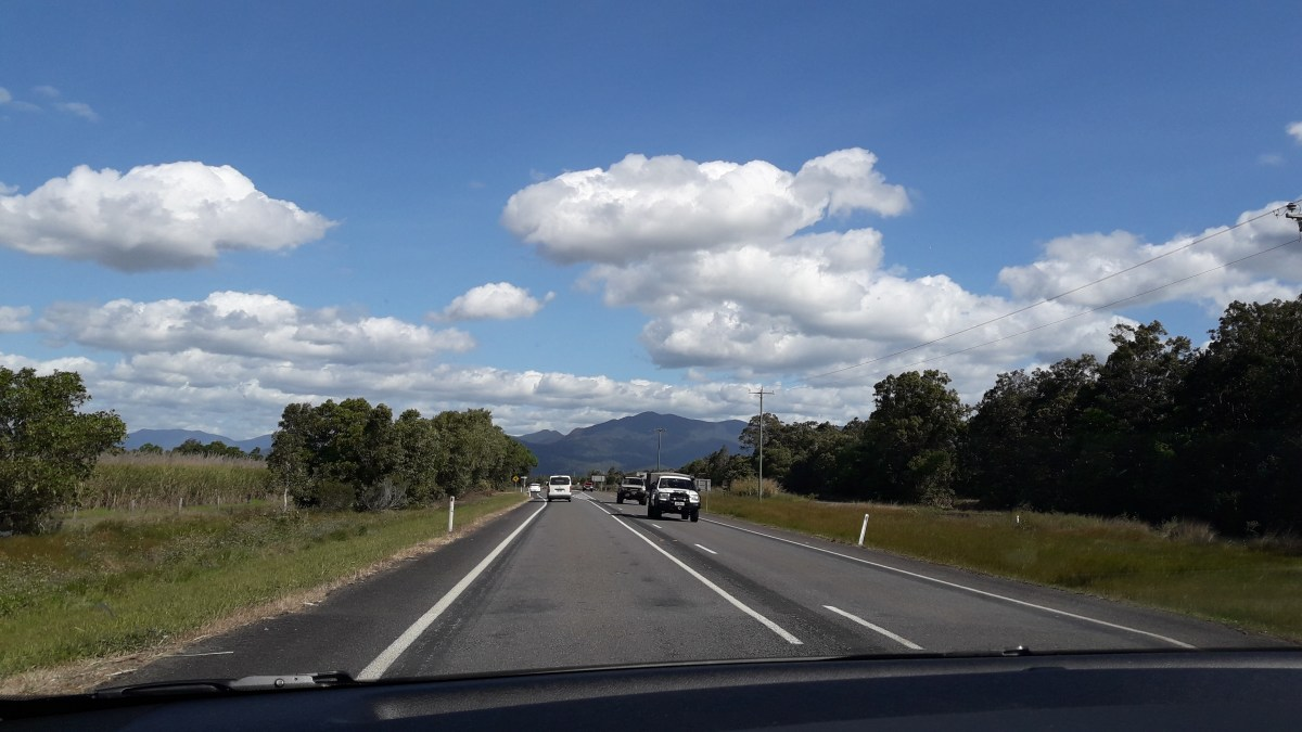 On the road again: próxima parada, Townsville [Rota Kids Down Under, dia 6: 25/07/2019]