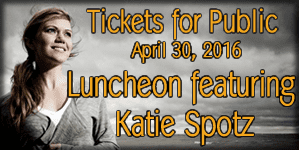 Katie Spotz - Luncheon & Key Note Speaker