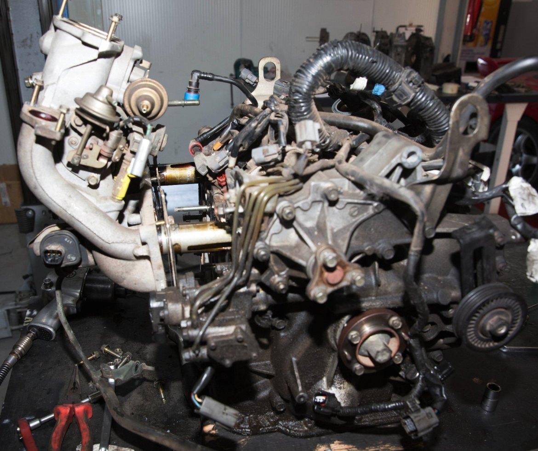 colector bajo admisión Mazda RX8 RotaryPit