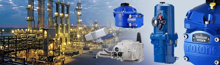 Rotork Electric Process Control Valve Actuators