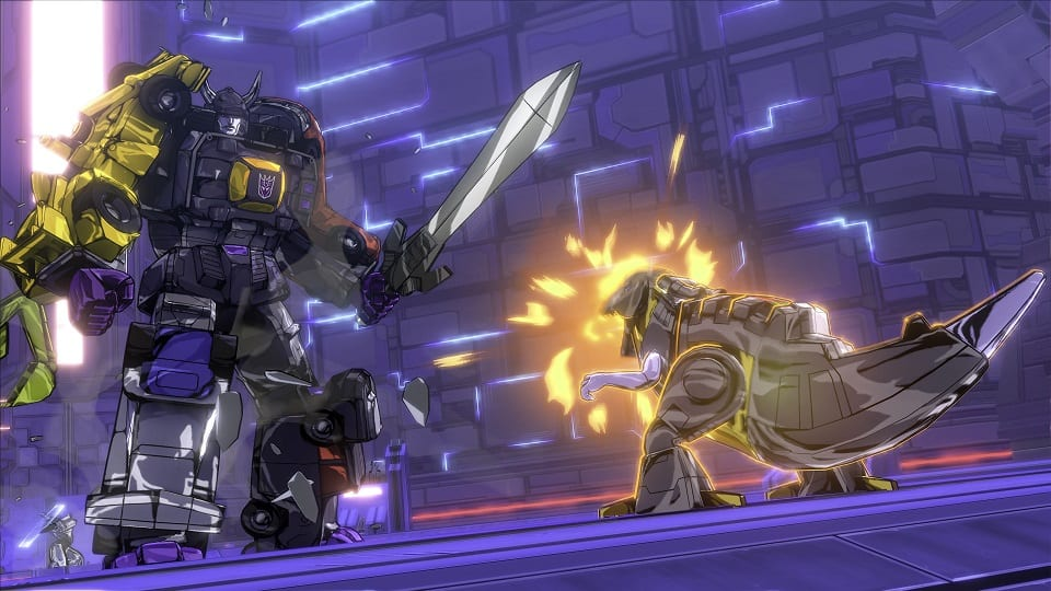 Fall Of Cybertron Wallpaper Video Game Review Transformers Devastation Rotorob