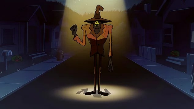 Gravity Falls Summerween Wallpaper Halloween Countdown Gravity Falls Summerween Rotoscopers