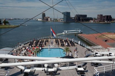 Geschiedenis Van Het Ss Rotterdam Het Ss Rotterdam Heeft Een Lange En