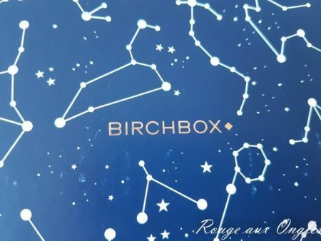 La BirchBox de Juillet 2016 - Rouge aux Ongles