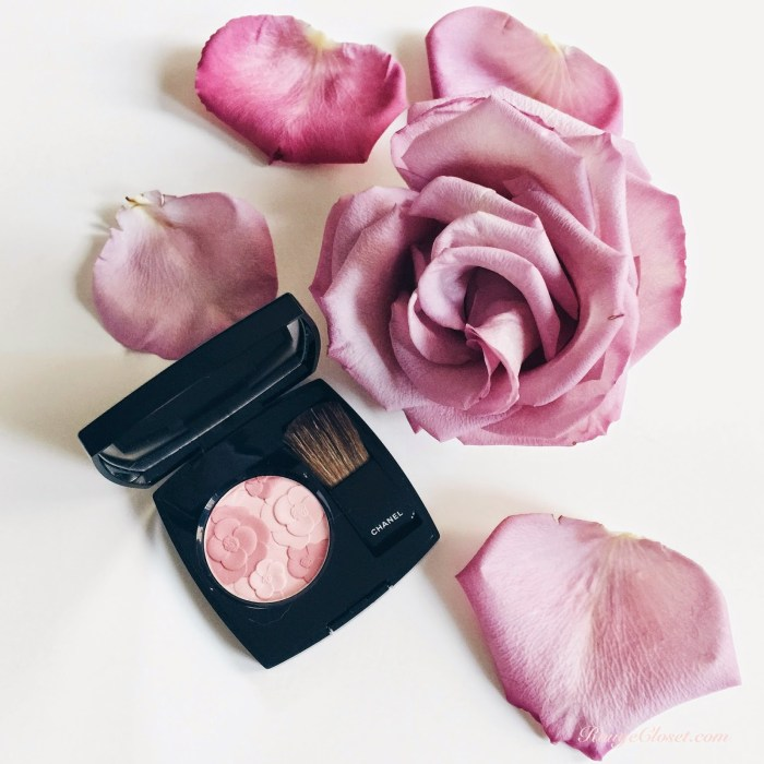Chanel spring 2015 collection reverie parisienne rouge for Jardin de chanel blush 2015 kaufen
