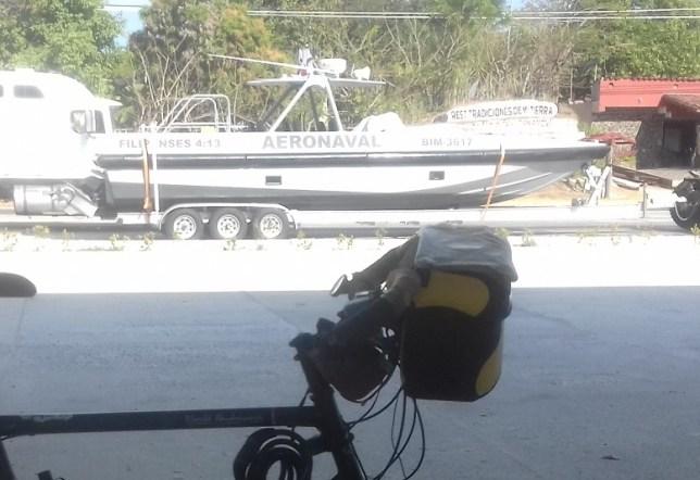 Boat cops