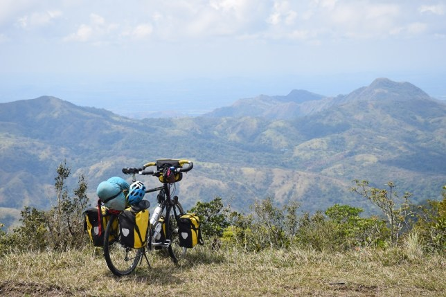 Hills of Panama