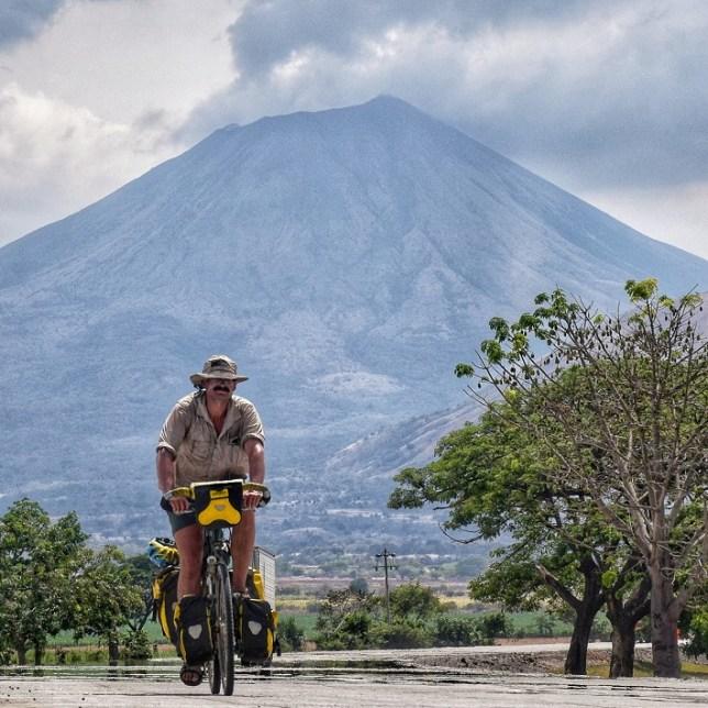 Volcan San Cristobal, Nicaragua