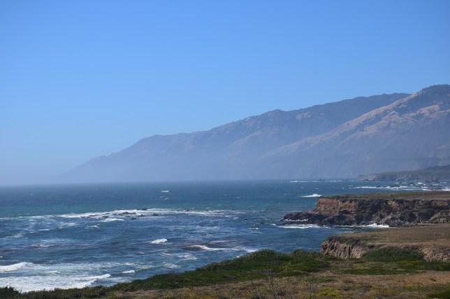 Undeveloped coast