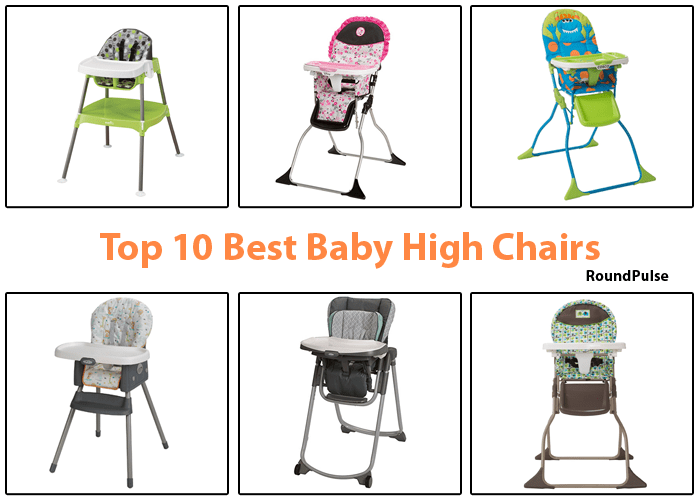 Top 10 Best Baby High Chairs 2018 Baby Product Buying Guides