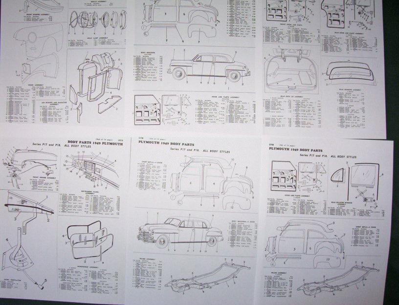 1948 plymouth special deluxe wiring diagram 1948 free