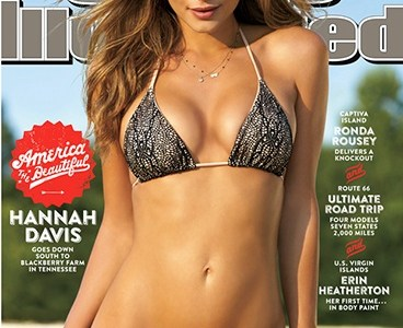 Sports Illustrated's swimsuit issue includes a Route 66 section