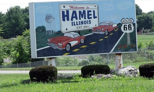 Illinois launches new Route 66 motor festival