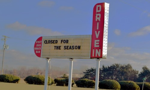 Sky-View Drive-In put up for sale
