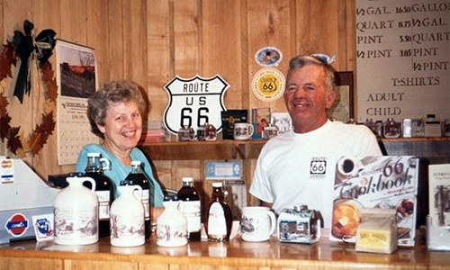 Longtime operator of Funks Grove Maple Sirup dies