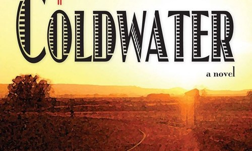 """Greetings from Coldwater"" novel is available"