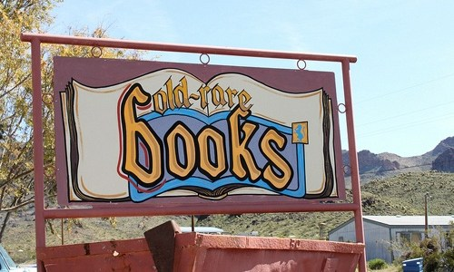 "Many of the ""66 bookstores on Route 66"" aren't on 66"