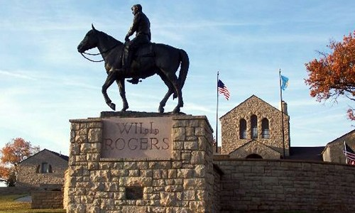 Will Rogers Memorial Museum merged into Oklahoma Historical Society