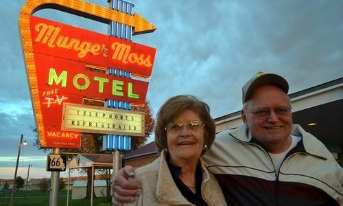 Munger Moss Motel to mark 70th birthday Saturday