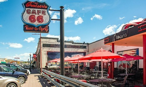 A look at Cruiser's Route 66 Cafe