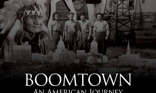 """Boomtown: An American Journey"" film nominated for an Emmy"