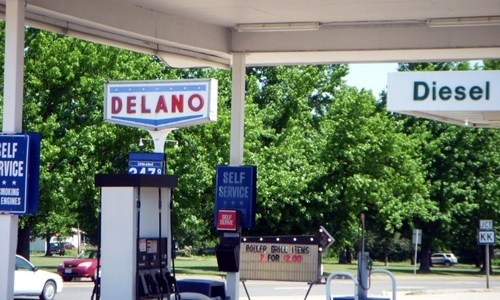 Delano Oil Co. gas stations are disappearing