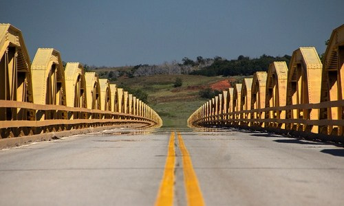 Oklahoma may close two Route 66 bridges, leave them as monuments