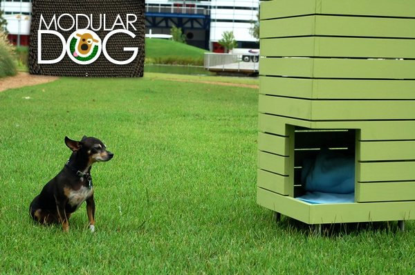 6 Swanky Doghouses You39ve Gotta See To Believe The Dog