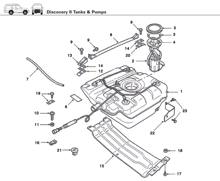 Land Rover 300tdi Wiring Diagram - Wiring Diagram Manual