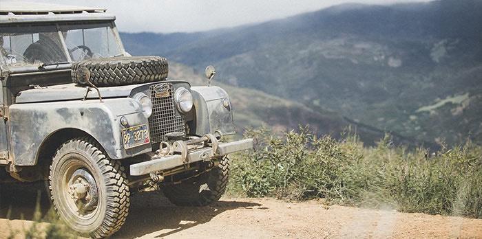 Land Rover Series II, IIA,  III Dashboard Electrical Rovers North
