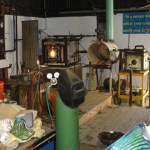 Glass Blowing in Harmony