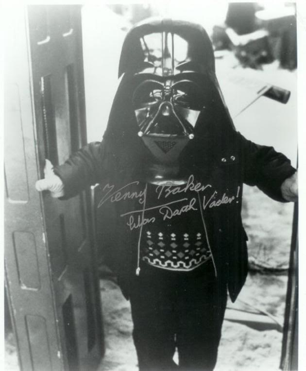 Rare Star Wars Photos