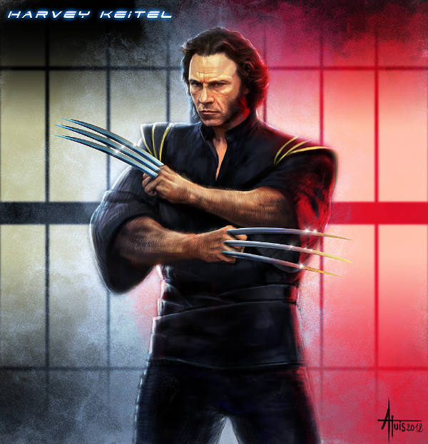 Harvey Keitel as Wolverine