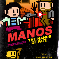 Manos: The Hands of Fate Nintendo Game Cover Art