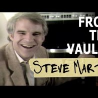 Steve Martin &#8220;A Wild and Crazy Guy&#8221; Album Promotional Tape (1978)