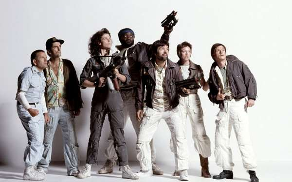 Alien - Nostromo Crew