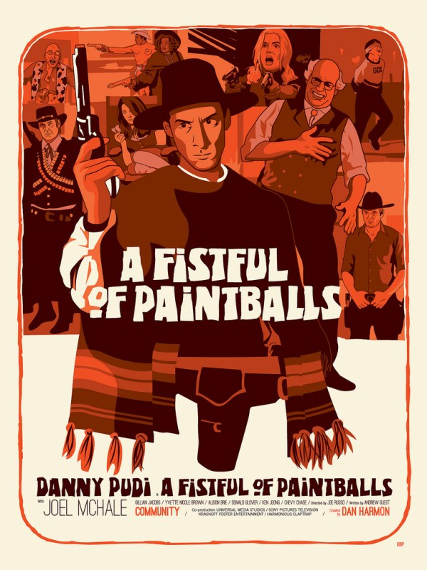 Community - A Fistful of Paintballs by Mason Phillips