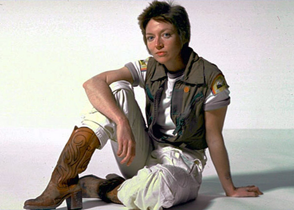 Alien - Veronica Cartwright as Lambert