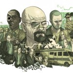 Breaking Bad Fan Art by Alexander Iaccarino
