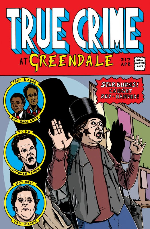 True Crime at Greendale