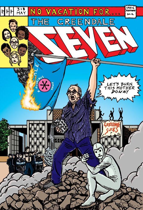 Greendale Seven