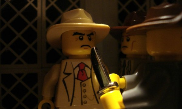 LEGO Chinatown