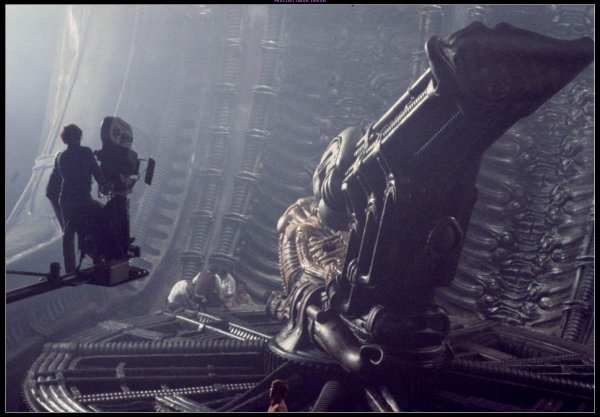 alien - space jockey