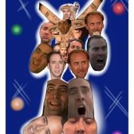 Nicolas Cage Voltron