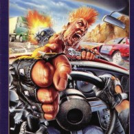 Sega CD Road Avenger cover art