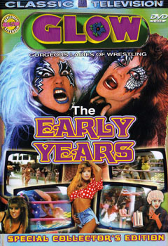 GLOW: Gorgeous Ladies of Wrestling DVD