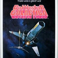 Battlestar Galactica (1979) Poster