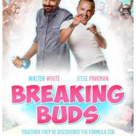 Breaking Buds: Walter White and Jesse Pinkman on Spring Break - Breaking Bad Poster