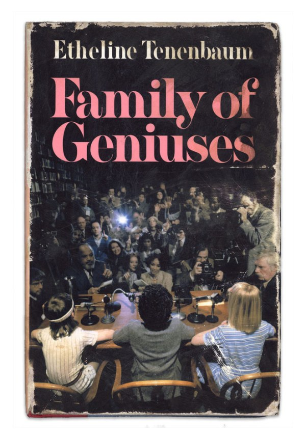 Family of Geniuses - Etheline Tenenbaum - Royal Tenenbaums - Anjelica Huston